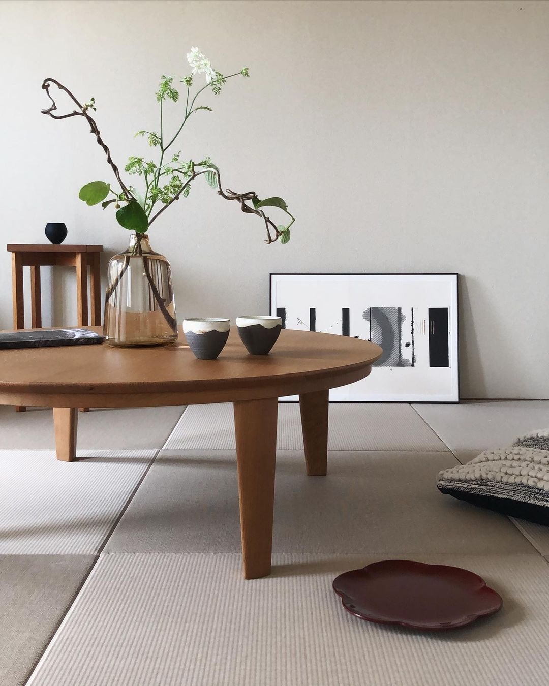 japanese home decor - low tables