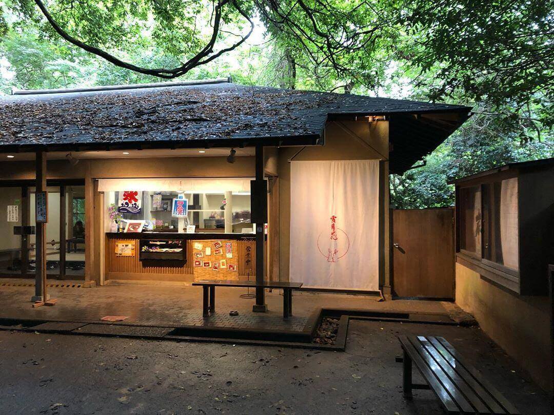 japanese autumn leaves - todoroki valley sweets shop