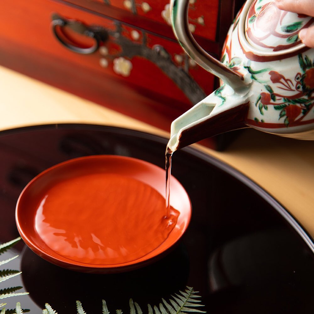 Japanese New Year traditions - otoso