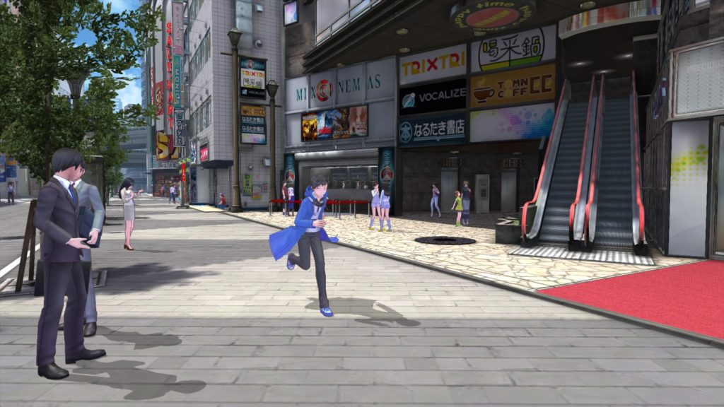 Japanese video games -Digimon Story Cyber Sleuth