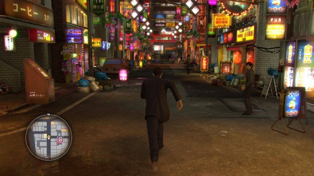 Japanese video games - Yakuza 0