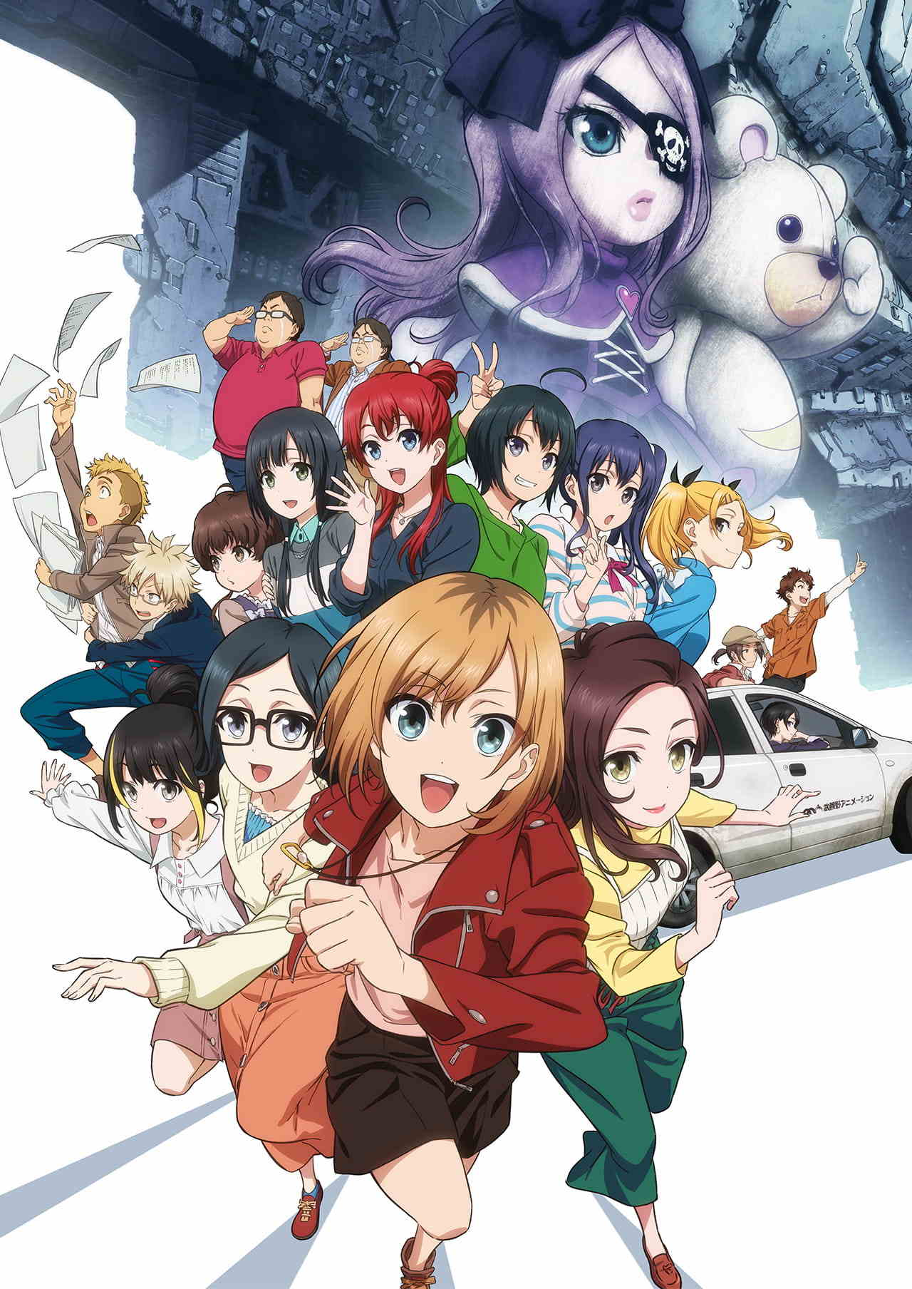 New Anime Movies 2021 14 - shirobako