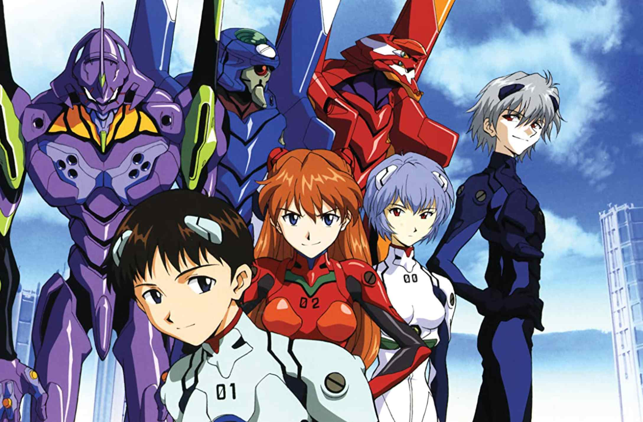 New Anime Movies 2021 4 - neon genesis evangelion