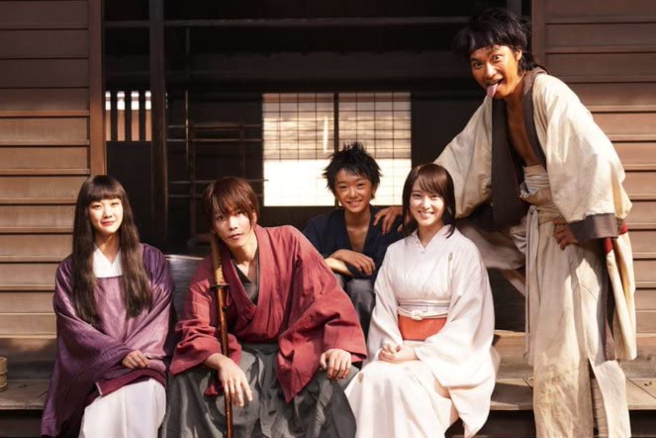 Rurouni Kenshin Movies 2021 4 - actors