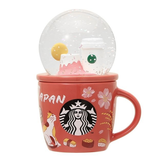 Starbucks Japan New Year 2021 - hatsuhinode mugs