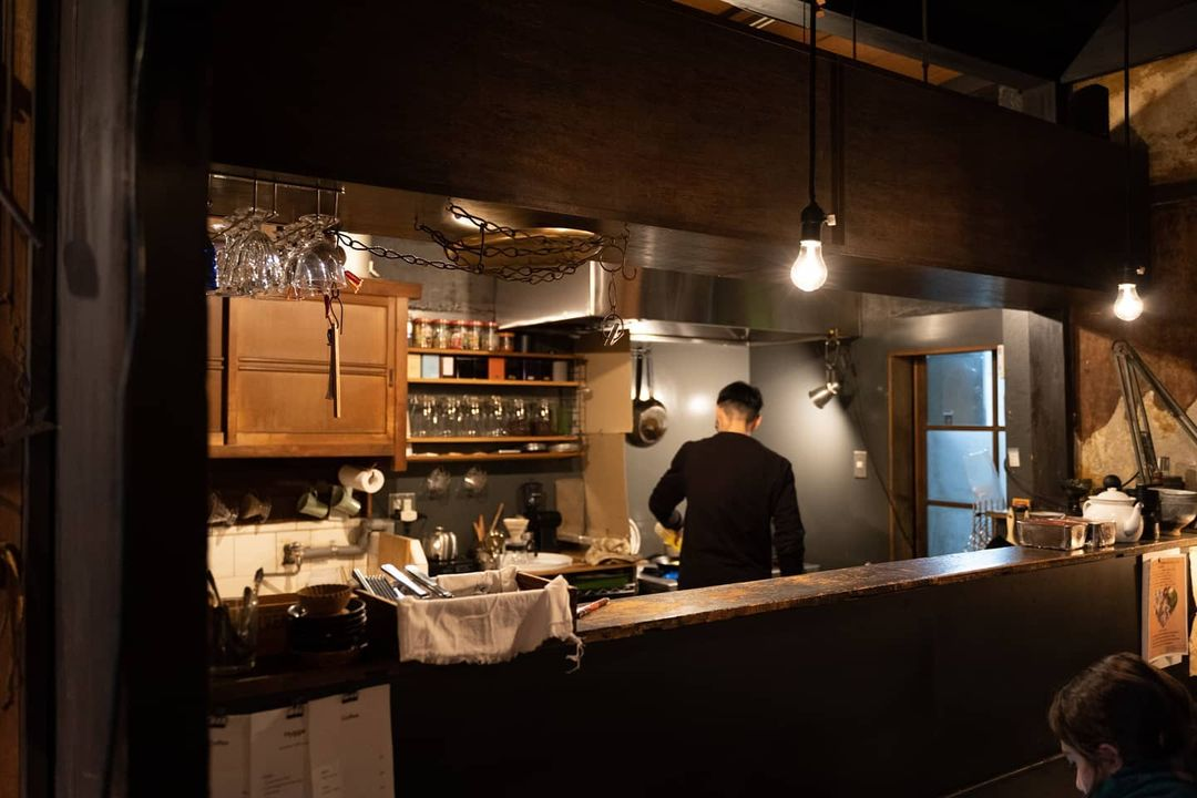 japan cafes heritage buildings - hygge kitchen