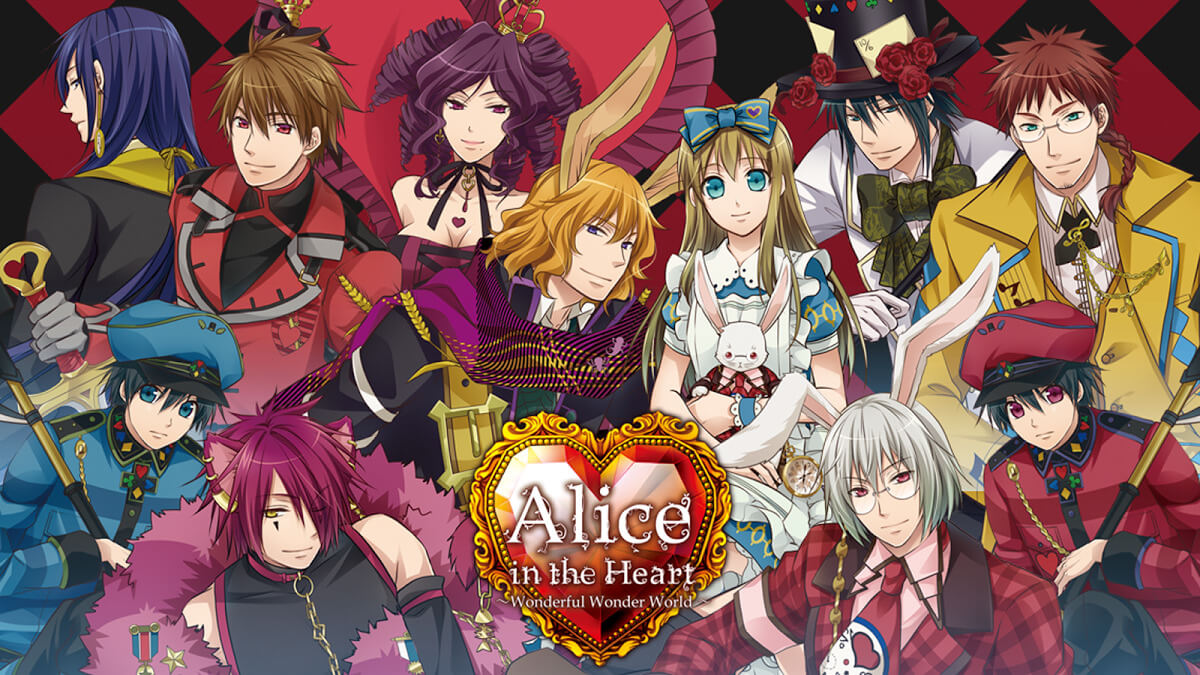 otome games - alice in the country of hearts