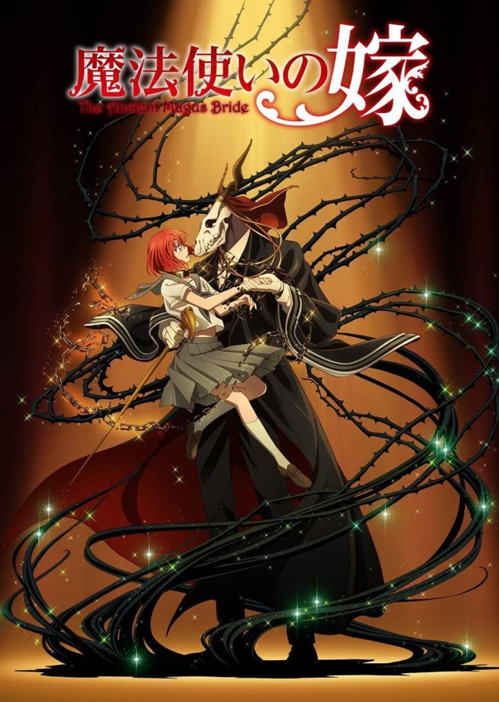 Fantasy Anime 13 - the ancient magus' bride
