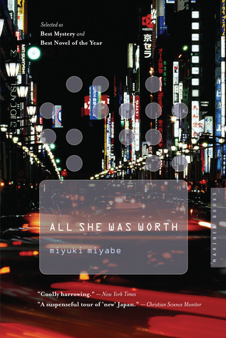 Japanese books - all she was worth