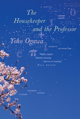 Japanese books - the housekeeper and the professor