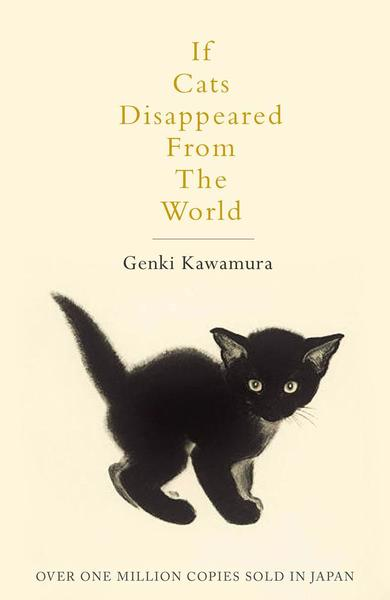Japanese books - if cats disappeared from the world