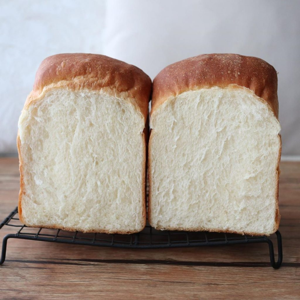 Japanese bread recipes - shokupan