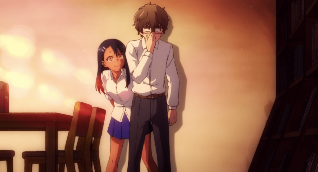 New anime spring 2021 - don't toy with me, miss nagatoro