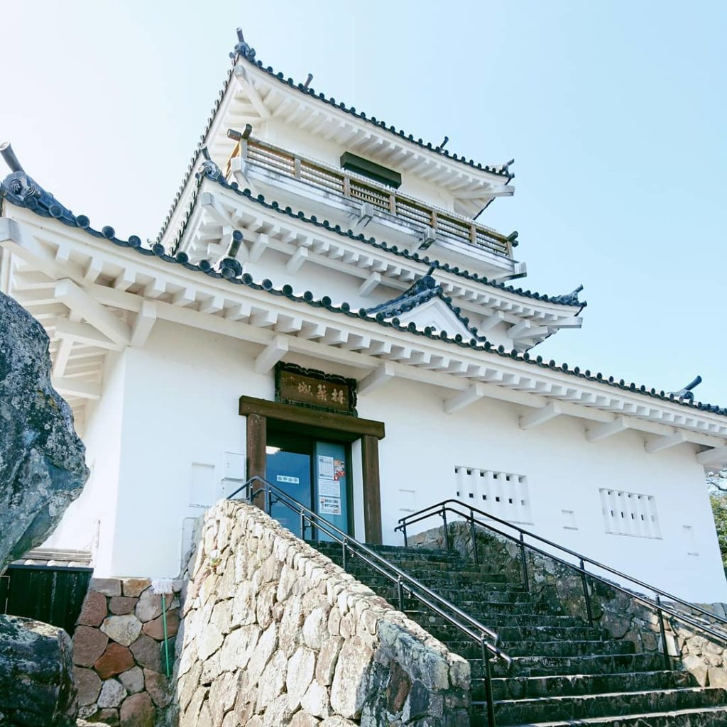 Traditional Japanese towns - kitsuki castle