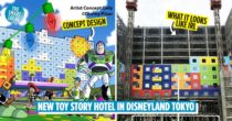 "Tokyo Disney Resort Toy Story Hotel To Open In 2021, Fans Can ""Reunite"" With Buzz And Woody IRL"