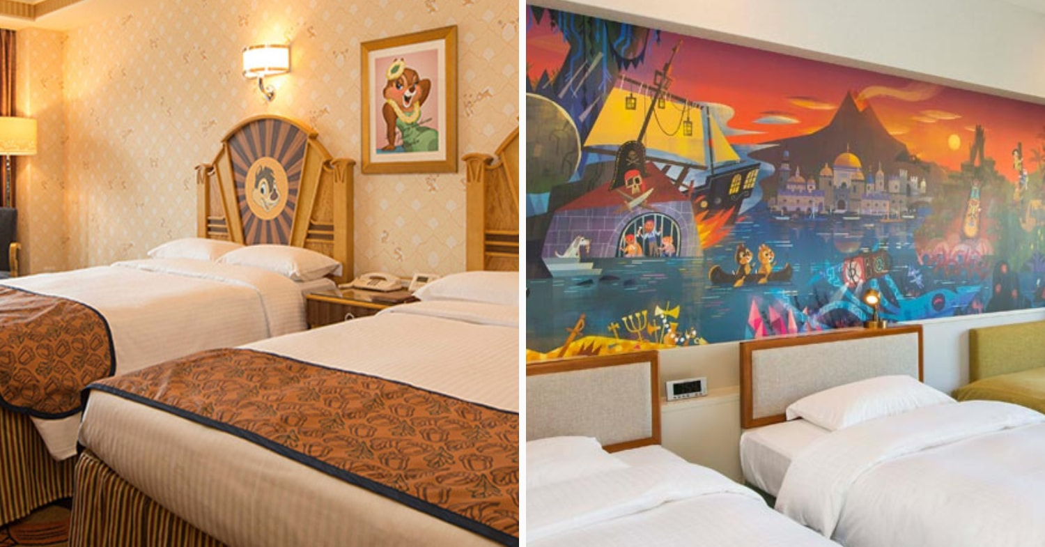 Other disney hotel rooms