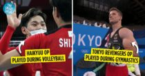 Tokyo Olympics Plays Songs From Haikyuu, AOT & More, Fans Are Living For These Anime Easter Eggs