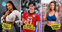 21 Good-Looking Athletes At The 2020 Tokyo Olympics Who Won The DNA Lottery Many Times Over