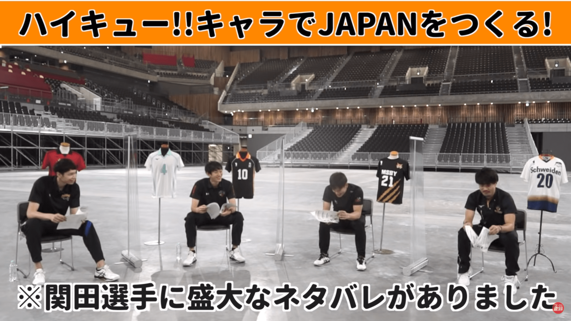 japanese volleyball team - collaboration