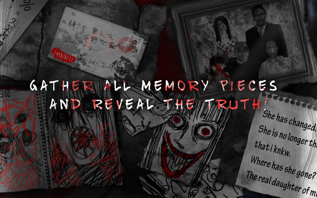 free japanese horror games - the jusou screen