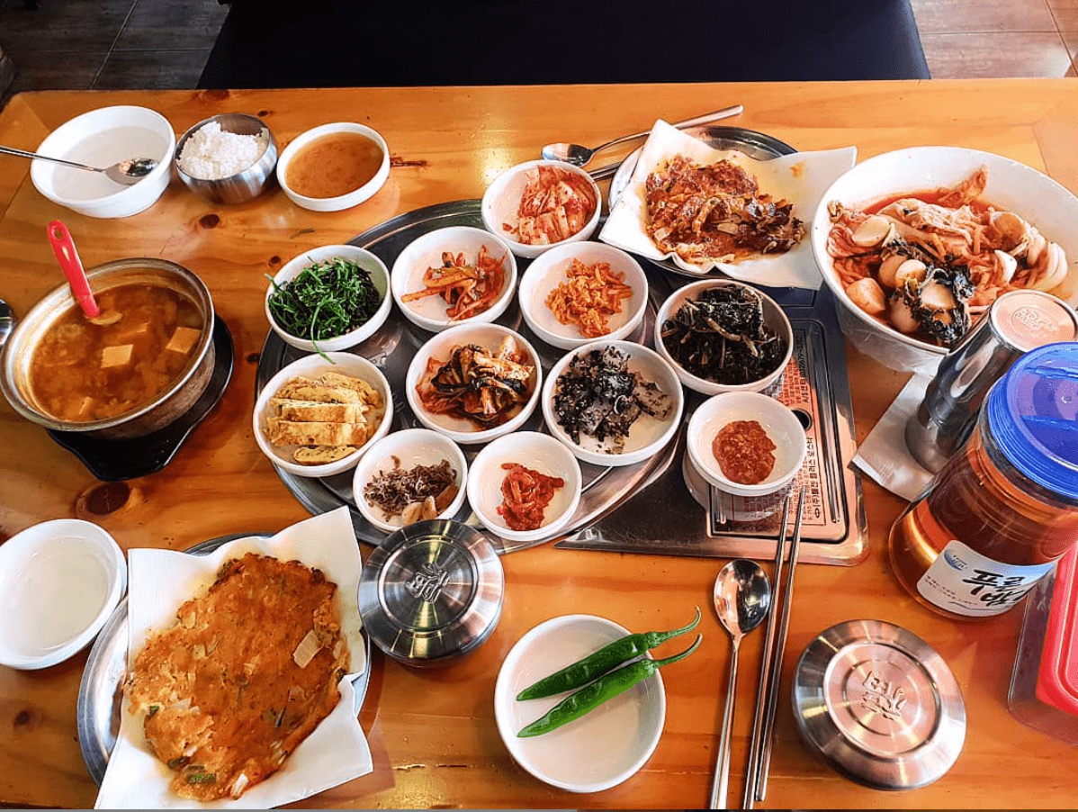 Korean Phrases For Ordering Food Side Dishes