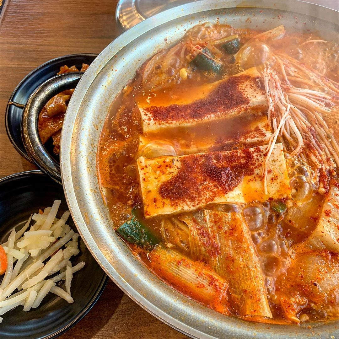 Korean Phrases For Ordering Food Spicy Korean Food