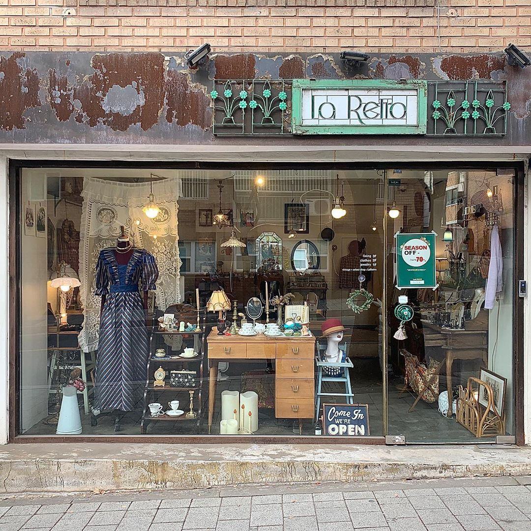 8 Korean Clothing Stores In Seoul That Will Satisfy All Vintage Lovers