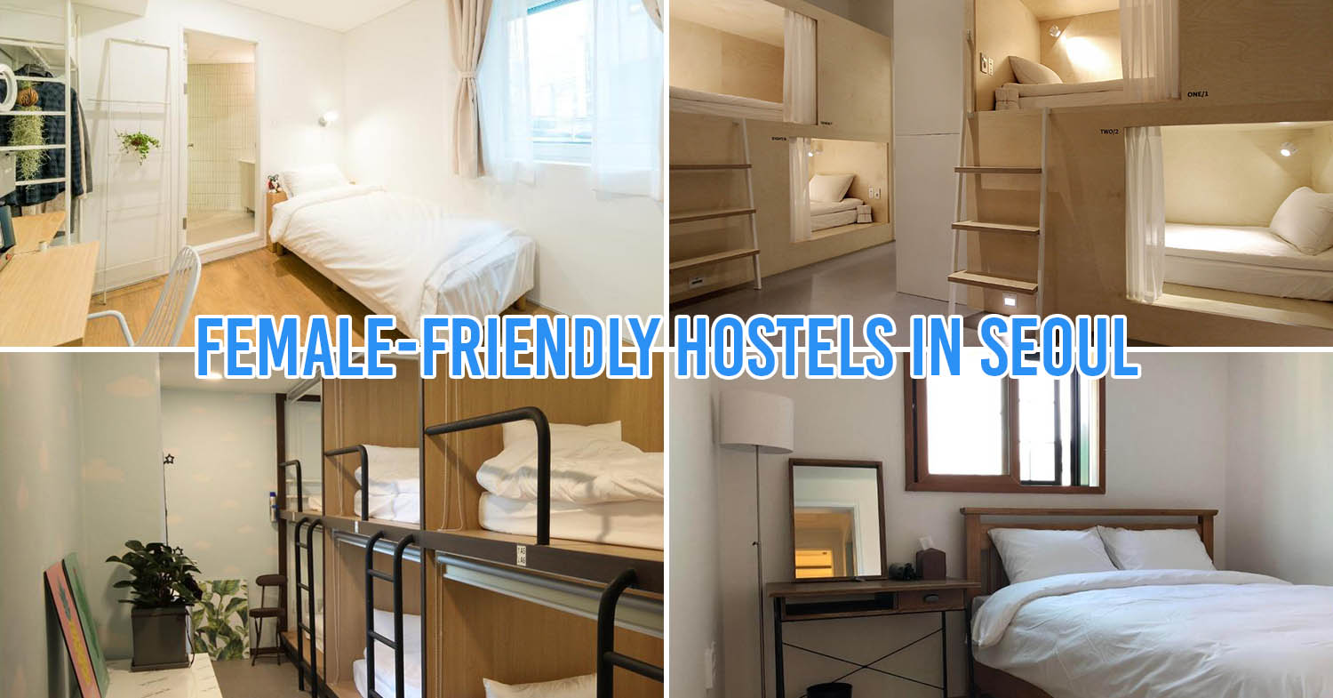 hostels in seoul