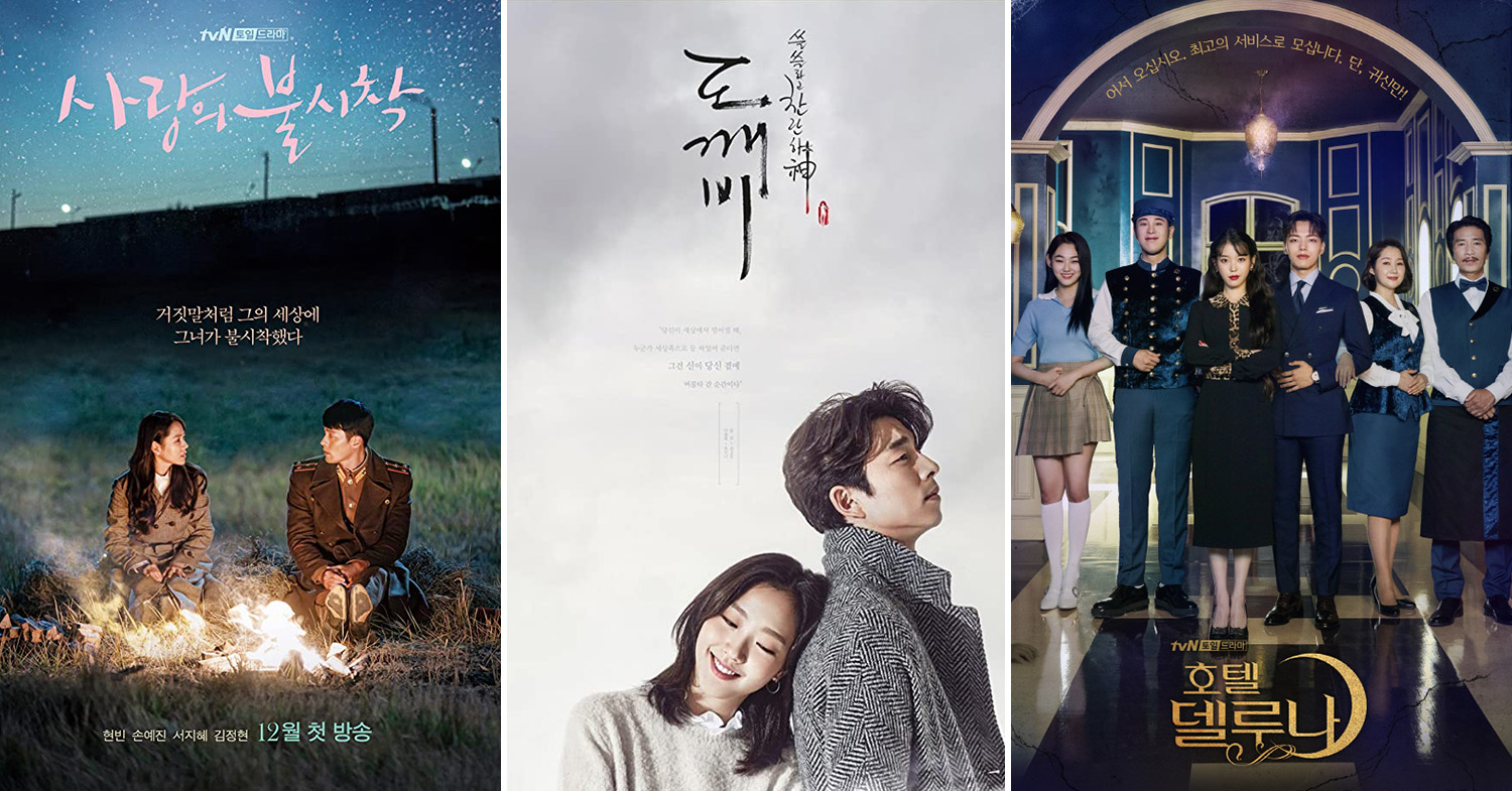 21 Romantic Korean Dramas Sorted By Themes From Fantasy To Workplace Thesmartlocal South Korea Things To Do In Seoul
