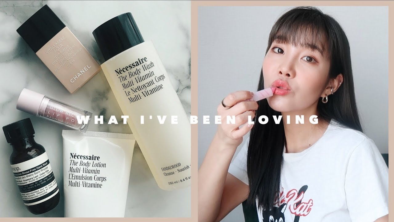 Joan Kim monthly favourites
