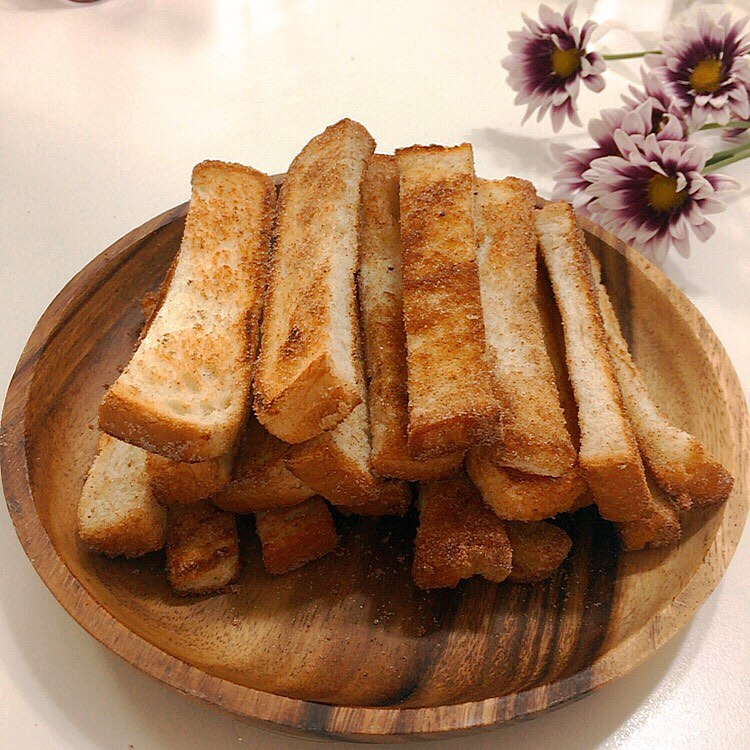 Bread churros