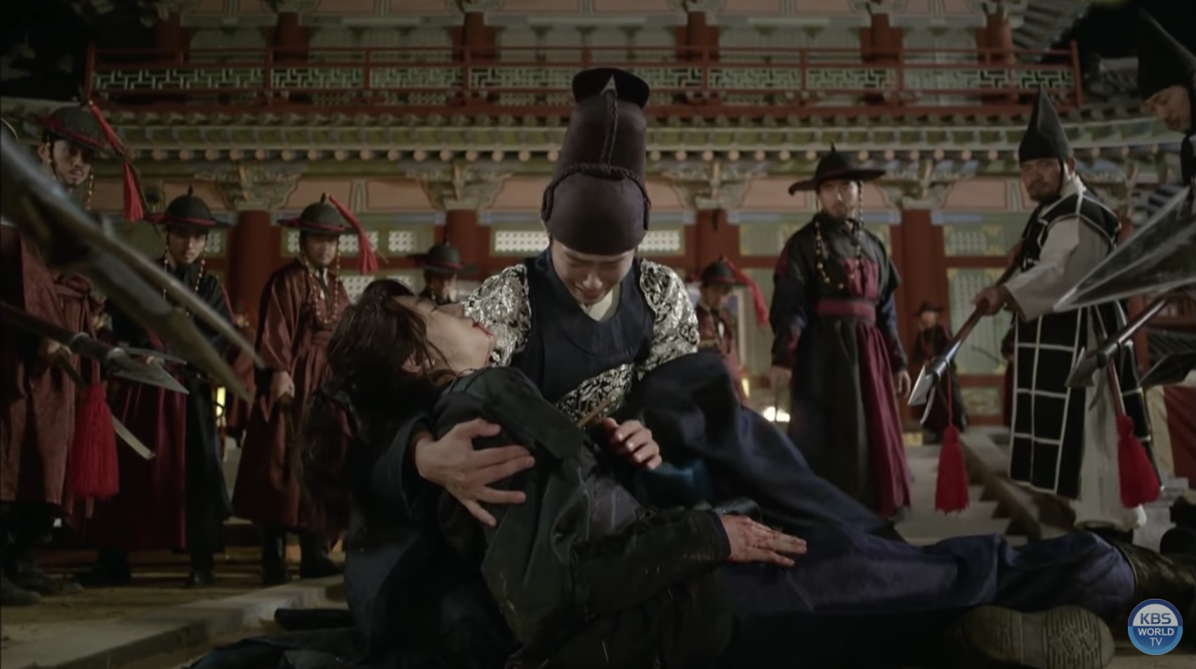 Love in the Moonlight bromance