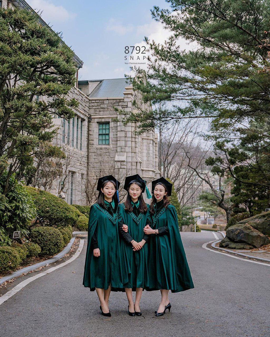 Moving To Korea - university