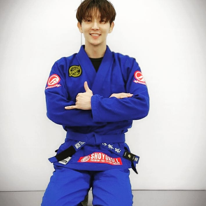 Lee Joon-gi Flower Of Evil brazilian jiu jitsu