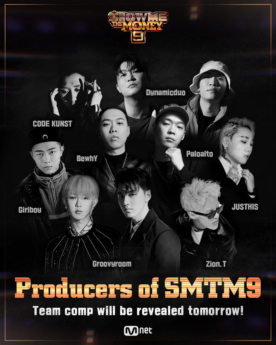 Korean Hip-hop Shows - Show Me The Money, SMTM 9