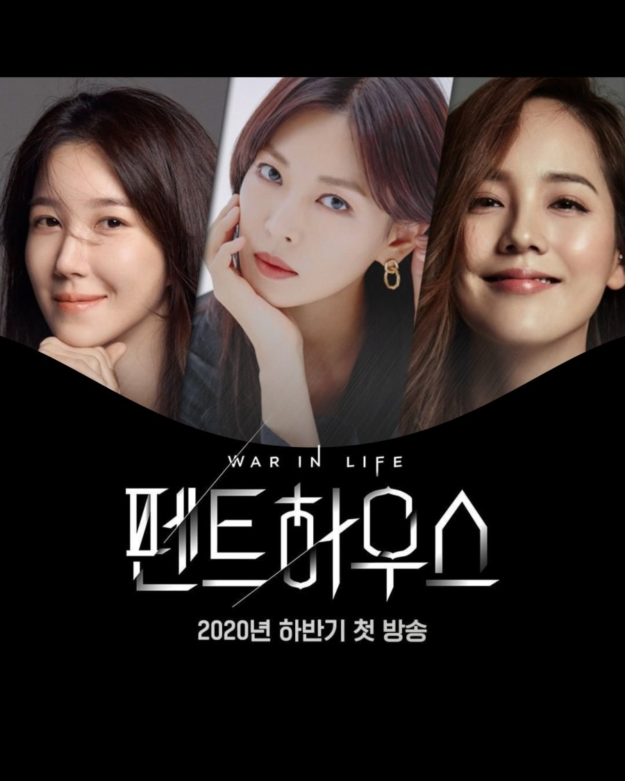New Korean Dramas 2020 - Penthouse: War In Life, Eugene, Kim So-yeon, Lee Ji-ah