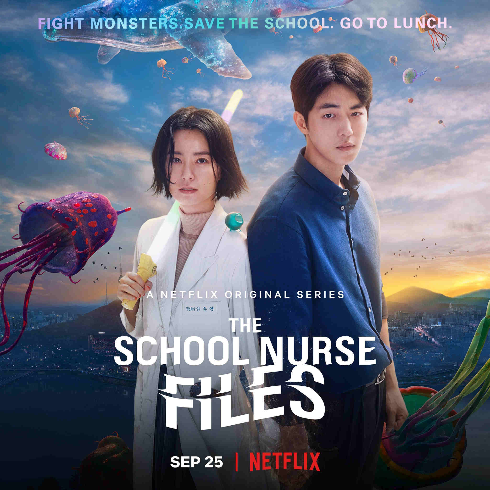 New Korean Dramas 2020 - The School Nurse Files, Jung Yu-mi, Nam Joo-hyuk