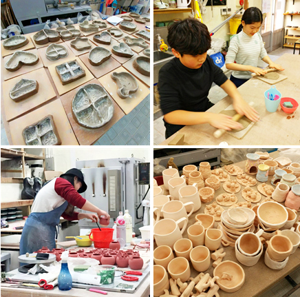 Gamcheon Culture Village - Pottery workshop