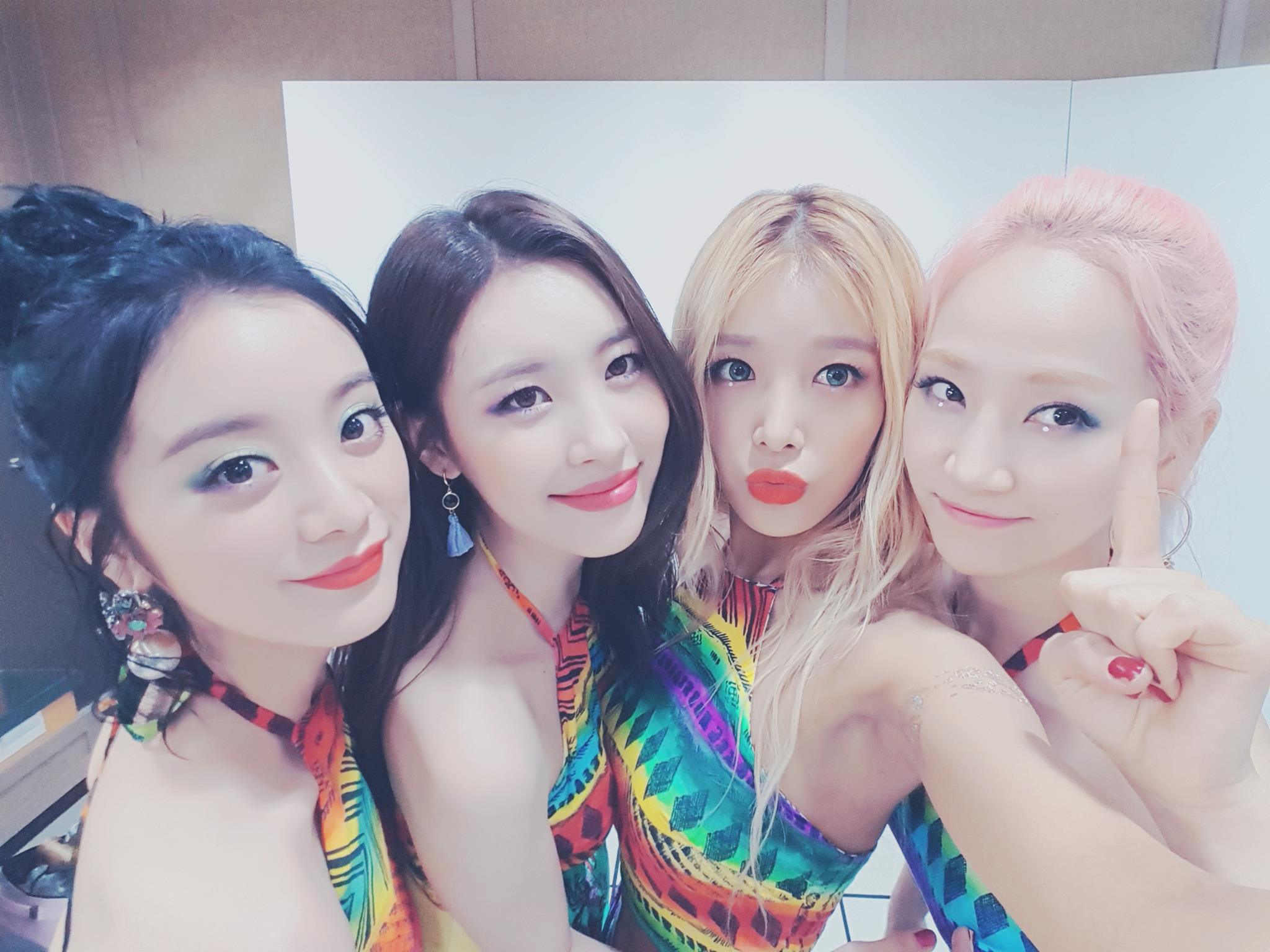 2nd generation K-pop groups - WONDER GIRLS