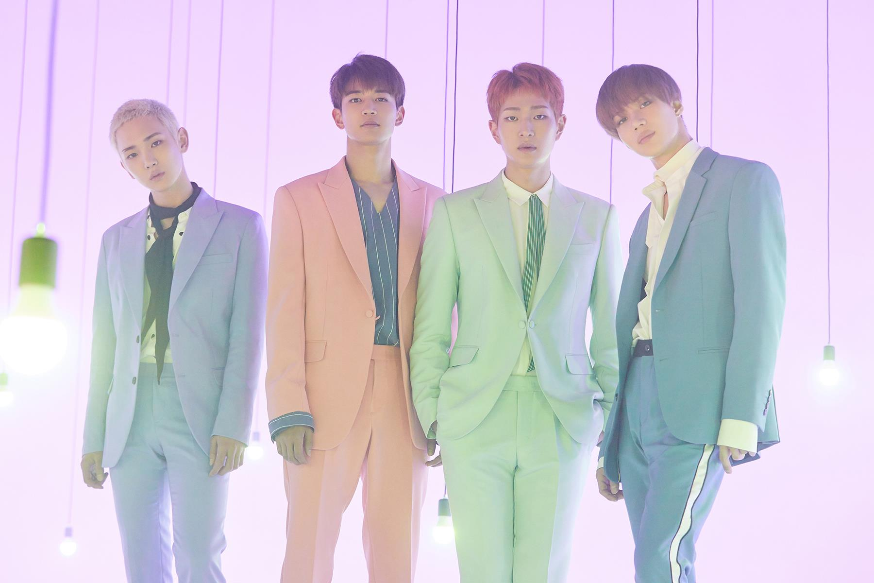 2nd generation K-pop groups - SHINee