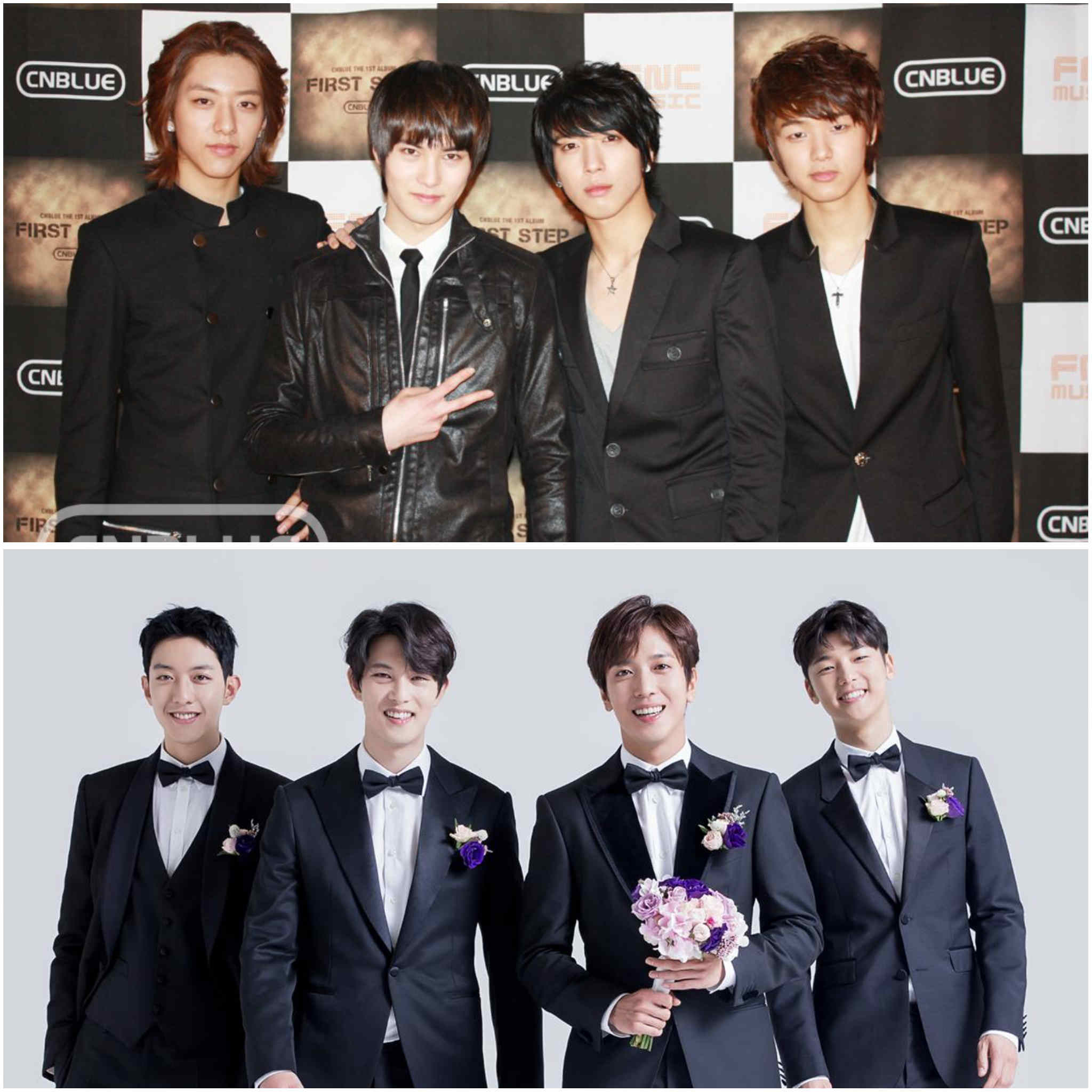 2nd generation K-pop groups - CNBLUE