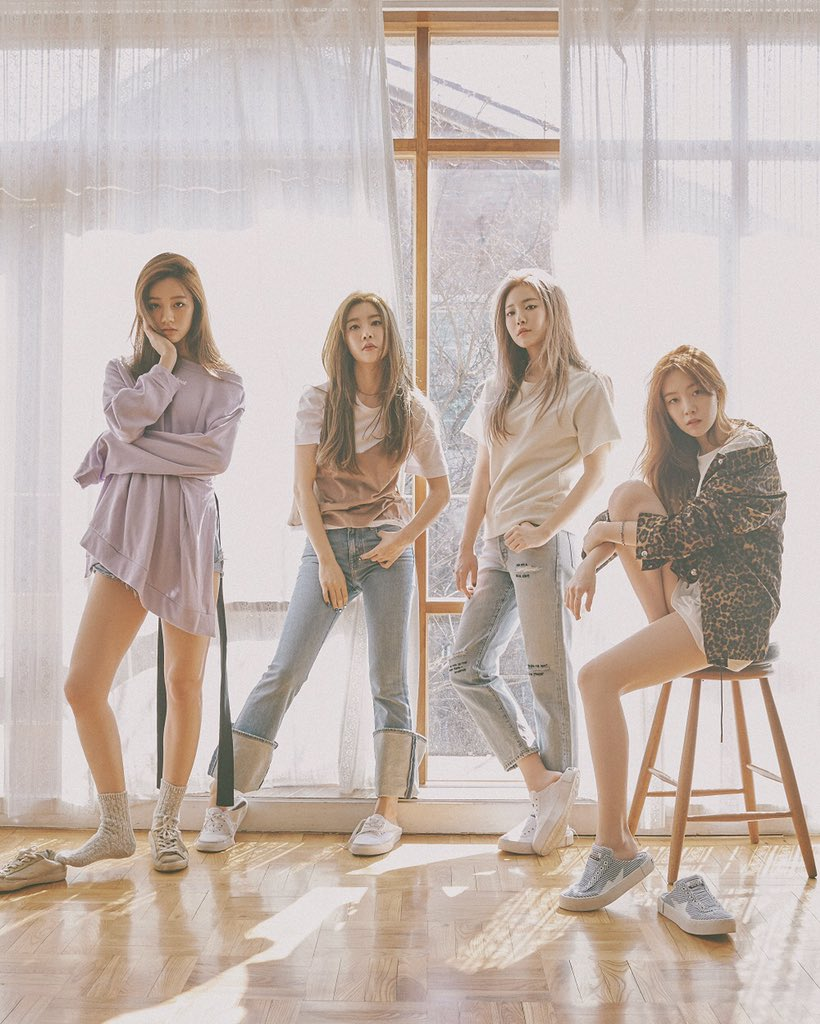 2nd generation K-pop groups - Girl's Day
