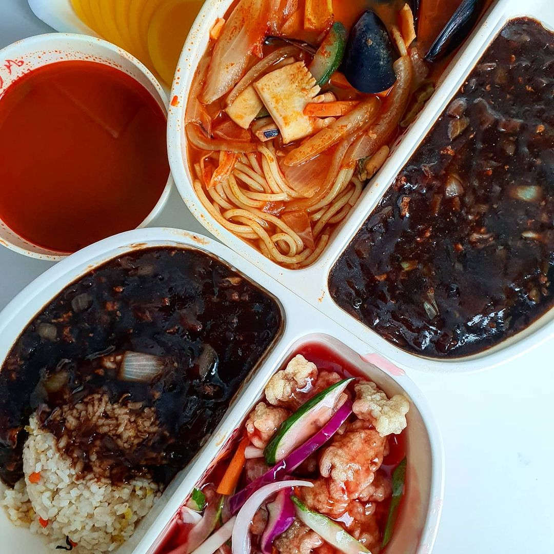 Mysteries in Korea - Food delivery