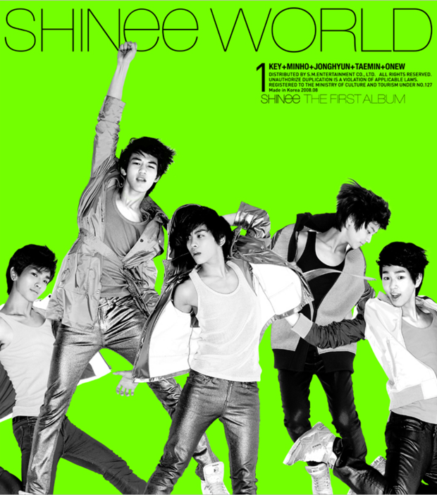 shinee songs - one for me