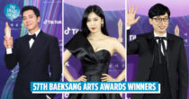 57th Baeksang Arts Awards: Winners Of The Categories Most Important To K-Drama & K-Movie Fans