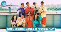 """Kwang-soo's Last """"Running Man"""" Episode Shows Members' Heartfelt Letters To Him In Tearful Farewell"""
