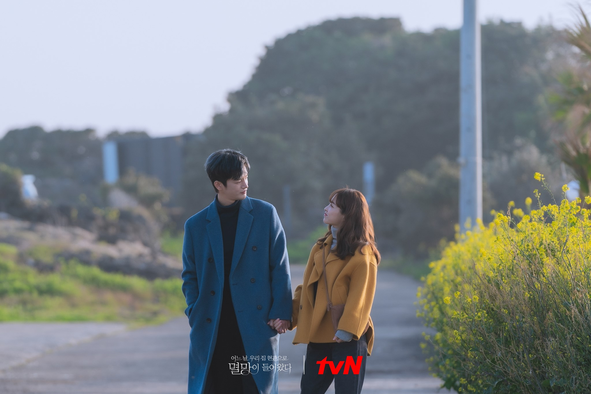 romantic moments in doom at your service - jeju island date