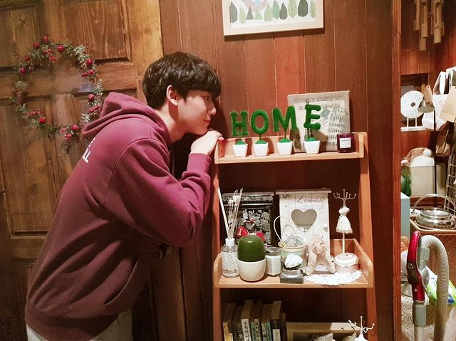 lee do-hyun facts - do-hyun's younger brother