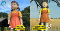 The Giant Doll From Squid Game Is Real, And You Can Find It In Jincheon