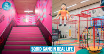 Squid Game Pop-Up At Itaewon Station Is Either The Most Fun Playground Or Your Worst Nightmare